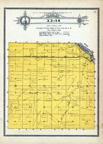 Township 33 Range 14, Dustin, Holt County 1915